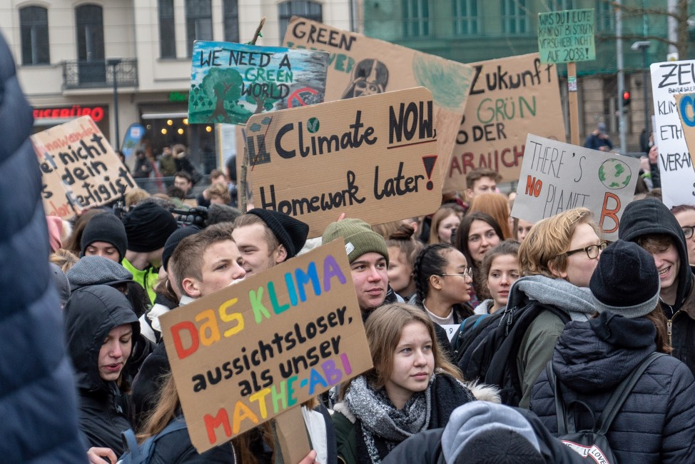 Sürdürülebilirlik, Aktivizm ve Z Kuşağı